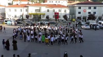 sili -  Yozgat'ta yüzlerce kişi Atabarı oynadı