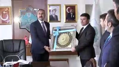 Adalet Bakanı Gül, Aksaray Belediyesi'ni ziyaret etti - AKSARAY
