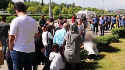 İstismar iddiası davasındaki beraat kararına tepki - ANTALYA