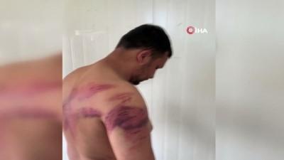 Pakistanlı göçmenlerin Yunanlı polisler tarafından dövüldüğü iddiası