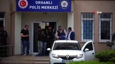 erik cekirdegi -  Tuzla'da çocuğu öldüresiye döven şahıs adliyeye sevk edildi