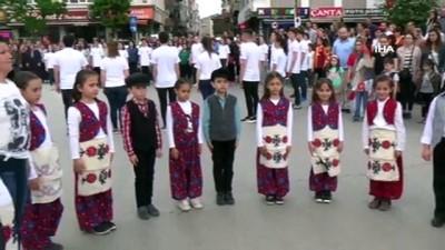 81 il 19 ülkede Atabarı oyunu Kırklareli'de de oynandı