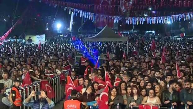 izmir marsi - Başkentte 19 Mayıs etkinlikleri - ANKARA