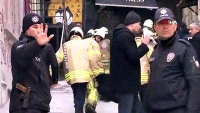 """Beyoğlu'ndaki 4 kişinin öldüğü yangının zanlısı: """"Hepsi arkadaşımdı, pişmanım"""""""