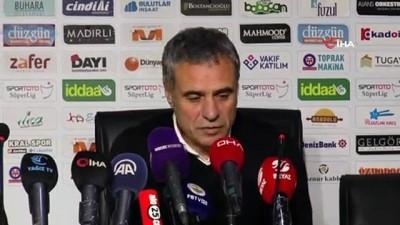 """Ersun Yanal: """"Yarınlarda güçlü bir Fenerbahçe var"""""""