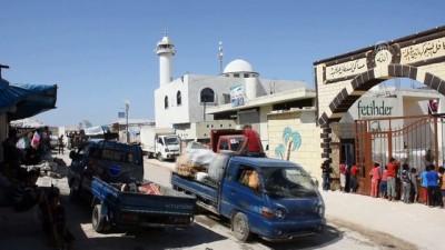 Fetih-Der İdlib'de yetimhane açtı - İDLİB