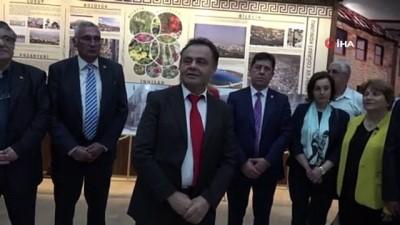 """""""Fotoğraflarla Bilecik"""" sergisi açıldı"""