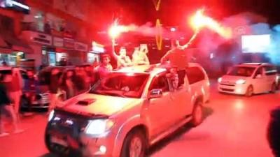 Galatasaray'da şampiyonluk coşkusu - HAKKARİ