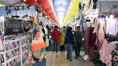 HUZUR VE BEREKET AYI RAMAZAN - Malezya'da ramazanın ruhu toplu iftar etkinliklerinde yaşanıyor - KUALA LUMPUR
