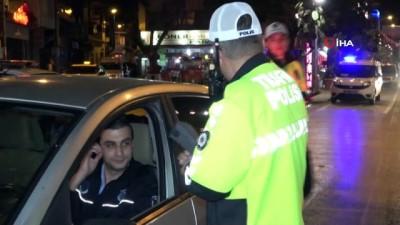 Isparta Polisinden Ramazan ayında alkol denetimi