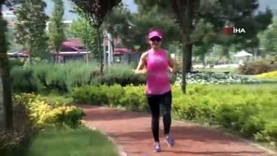 Koşu bir öğretmenin hayatını değiştirdi
