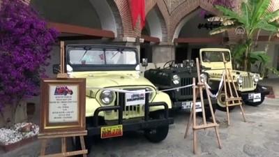 klasik otomobil - Kuşadası'nda antika otomobil, motosiklet ve soba sergisi - AYDIN