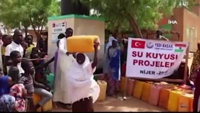 yardim kampanyasi -  Siverekli öğrencilerden Nijer'e yardım eli