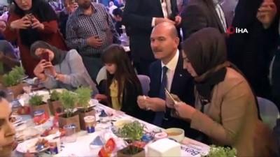 iran secimleri -  Soylu: 'Bu ülkenin çeşitliliğinin ve zenginliğinin kıymetini bilmeyenlere bu ülkenin yönetimlerini emanet etmeyelim'