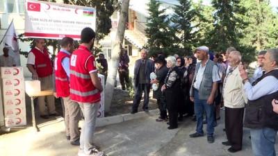basin mensuplari - Türk Kızılay Azerbaycan'da iftar programı düzenledi - BAKÜ