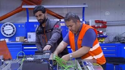 Ünlü otomobil firmalarının robotik üretim hatları Kocaeli'den - KOCAELİ