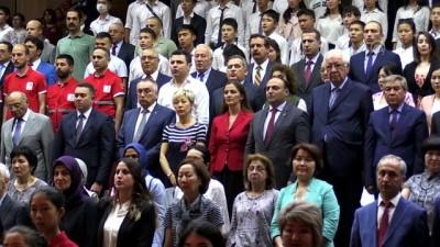 sivil toplum - 19 Mayıs Atatürk'ü Anma, Gençlik ve Spor Bayramı etkinliği - BİŞKEK