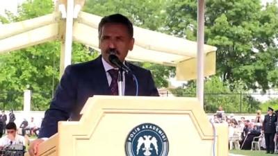 19 Mayıs Polis Meslek Yüksekokulunda mezuniyet töreni - SAMSUN