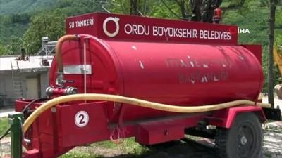 """AFAD Başkanı Güllüoğlu: """"Aybastı'daki vatandaşlarımız için elimizden geleni yapmaya devam edeceğiz"""""""