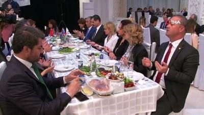 baskent -  - ATİB, Şehit ve Gazi Ailelerine İftar Verdi