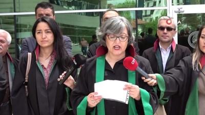basin aciklamasi -  Avukat Boylu'nun eşi tarafından öldürülmesi protesto edildi