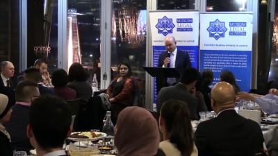 sayilar - Avustralya'da Müslüman hukukçular iftarda buluştu - MELBOURNE