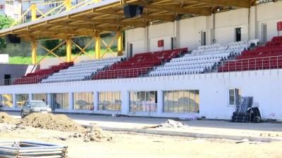 alabalik - Bakan Kasapoğlu, Burhan Felek Spor Kompleksi'ni gezdi - İSTANBUL