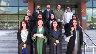 Diyarbakır'da kadın avukatın öldürülmesi - BİTLİS
