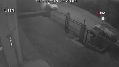 Evlerden 200 bin TL'lik vurgun yapan hırsız, rezidansta alem yaparken yakalandı...Hırsızlık anları kamerada