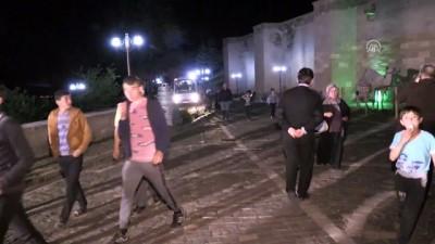 HUZUR VE BEREKET AYI RAMAZAN - Eshab-ı Kehf'e ramazanda yoğun ilgi - KAHRAMANMARAŞ