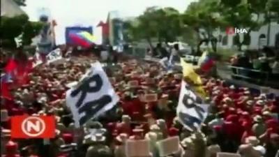- Nicolas Maduro Muhalefete Meydan Okudu - 'Erken Seçime Gidiyoruz'
