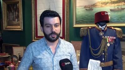 forma -  Osmanlı dönemine ait 130 yıllık eserler sergileniyor
