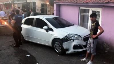 Otomobille polislere çarpan şüpheli yakalandı - TEKİRDAĞ