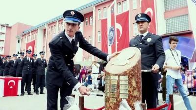 guvenlik gucleri - Polis Meslek Yüksekokulunda mezuniyet töreni - KASTAMONU