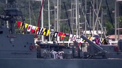 kabiliyet - Savaş gemileri ziyarete açıldı - MUĞLA