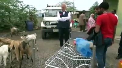 iftar sofrasi - Türkiye'nin adak kurbanları Etiyopya'da sofraları bereketlendirdi - ADDİS ABABA