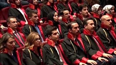 Adalet Bakanı Gül: 'Aklı ve vicdanı değersizleştirenlerin, bu güzel ülkeye ödettiği bedel asla unutulmamalıdır' - ANKARA
