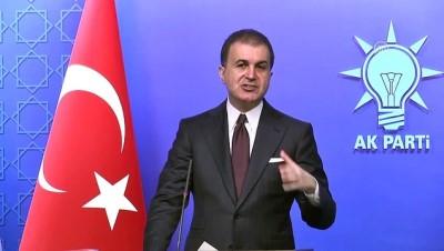 katliam - AK Parti Sözcüsü Çelik: '(ABD-İran ilişkileri) Bölge, kapasitesinin çok üstünde bir gerginlikle karşı karşıyadır' - ANKARA