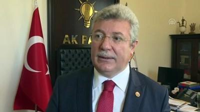 AK Parti TBMM Grup Başkanvekili Akbaşoğlu: 'Seçimlerin üzerine şaibe çıkarmaya ilişkin ön hazırlıktır' - TBMM