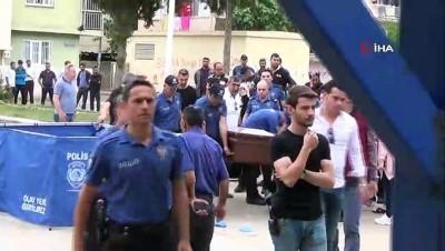 Aydın'da cinayet ve intihar: Önce arkadaşlık teklifini kabul etmeyen kadını sonra kendisini öldürdü