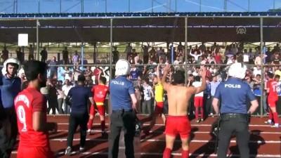 forma - Cizre Serhat Spor, BAL'a yükseldi - ŞIRNAK