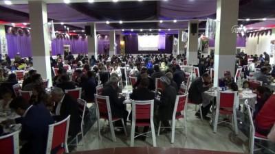 sivil toplum - Eğitim-Bir-Sen Yüksekova'da iftar yemeği verdi - HAKKARİ