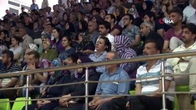 Elazığ'da 665 kişi kura ile konut sahibi oldu