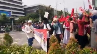 baskent -  - Endonezya'da Seçim Protestolarında Arbede: 6 Ölü, 200 Yaralı, 69 Gözaltı