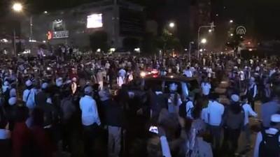 guvenlik gucleri - Endonezya'da seçim sonucu karşıtı gösteriler devam ediyor (2) - CAKARTA
