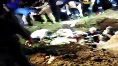 alabalik - Eyüpsultan'da kuyuya düşen 9 yaşındaki çocuk hayatını kaybetti