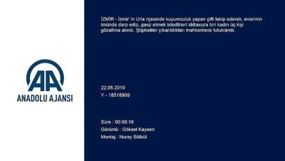 Gasp girişiminde bulunan 3 kişi tutuklandı - İZMİR