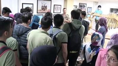 JAKEM kapılarını öğrenciler için açtı - NEVŞEHİR