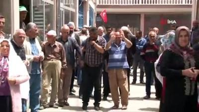 Kayseri'de 'Altın Madeni' isyanı