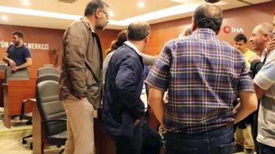 lyon -  - Kırşehir Belediyesi'nde gergin meclis toplantısı